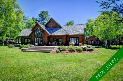 Lake of Bays, Dwight House for sale: 6 bedroom