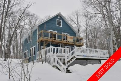 Baysville House for sale: 3 bedroom 2,062 sq.ft.