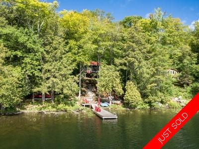 Lake of Bays/ Franklin Cottage for sale:  2 bedroom 650 sq.ft. (Listed 2019-08-28)